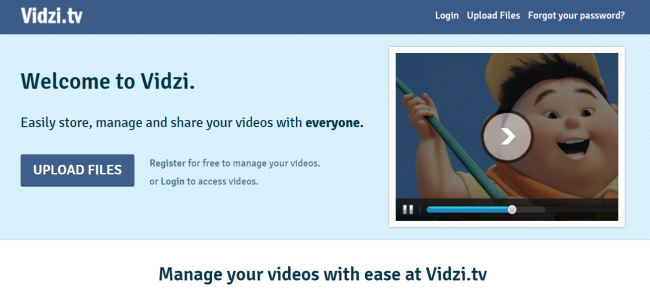 How to remove Vidzi.tv