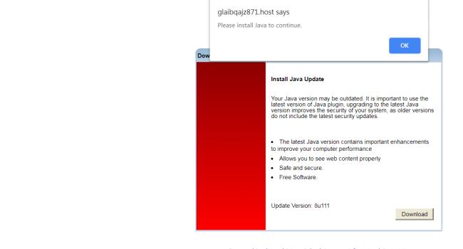 How to remove glaibqajz871.host