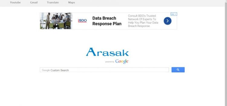 How to remove Arasak.com