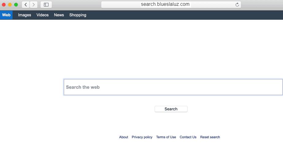 remove Search.blueslaluz.com