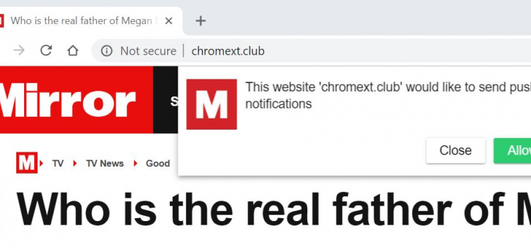 How to remove Chromext.club