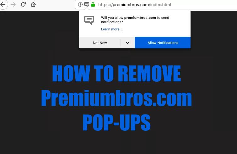 remove Premiumbros.com