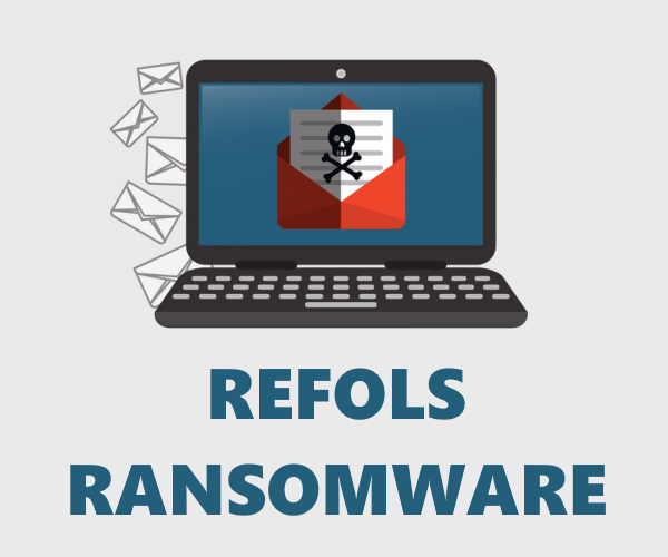 How to remove Refols Ransomware and decrypt .refols files