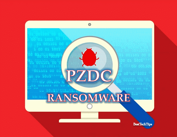 How to remove PZDC Ransomware and decrypt .pzdc files