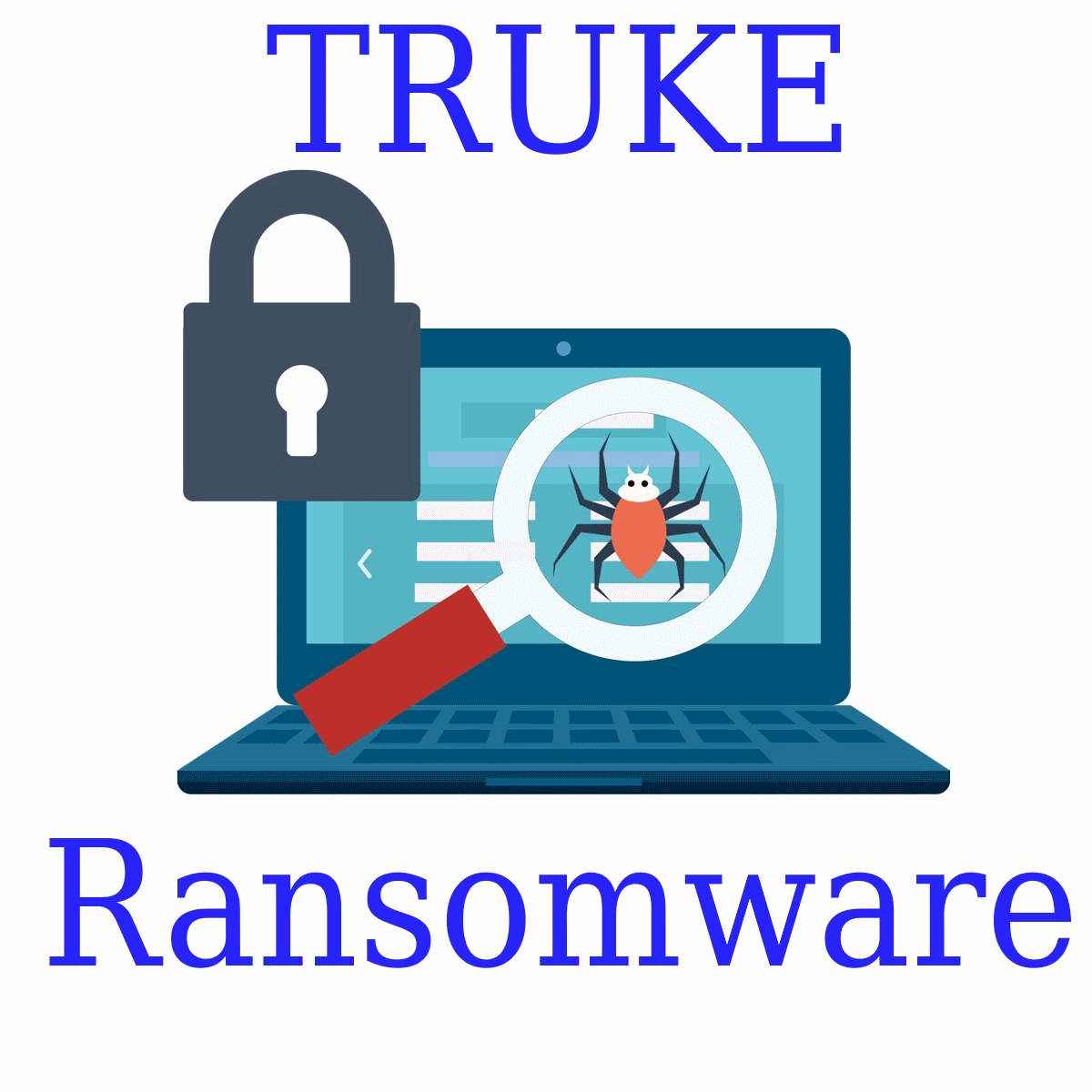 How to remove Truke Ransomware and decrypt  truke files