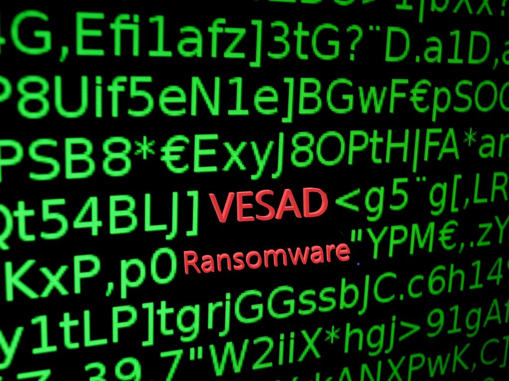 How to remove Vesad Ransomware and decrypt .vesad files