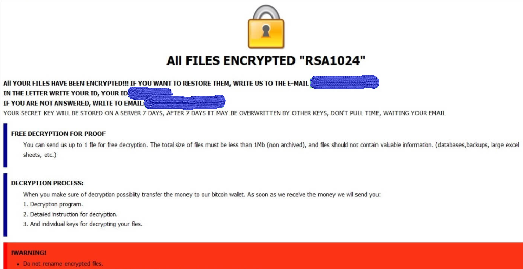 How to remove Zoh Ransomware and decrypt  zoh files