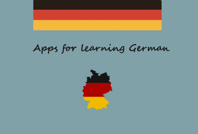 Apps for learning German