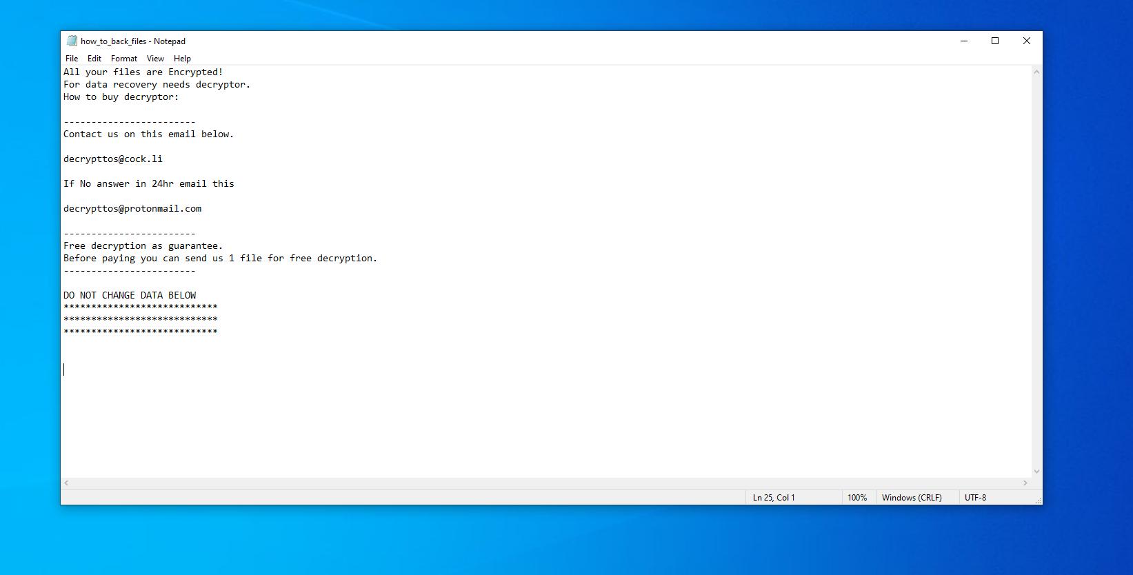 dcom ransomware