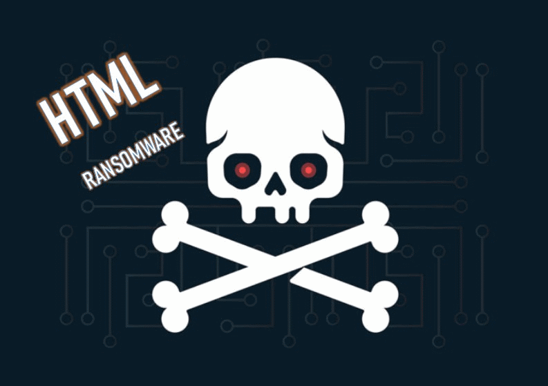 How to remove HTML Ransomware and decrypt .html files
