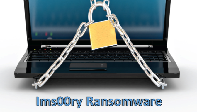 How to remove Ims00ry Ransomware and decrypt —shlangan AES-256— files