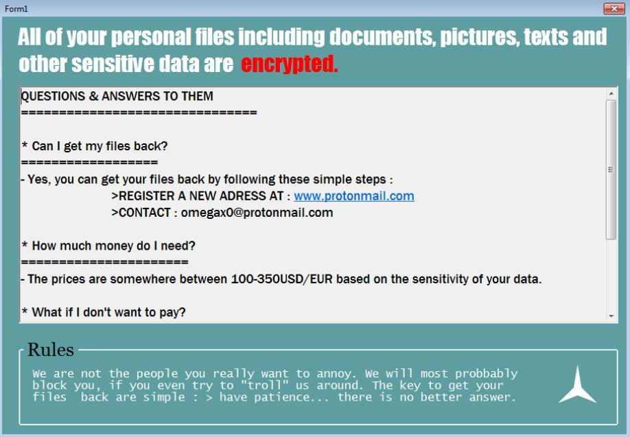 Litra ransomware
