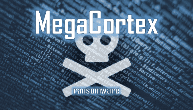 How to remove MegaCortex Ransomware and decrypt .aes128ctr files
