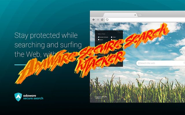 How to remove Adaware secure search hijacker