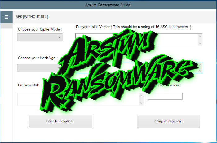 How to remove Arsium Ransomware and decrypt .0000 files