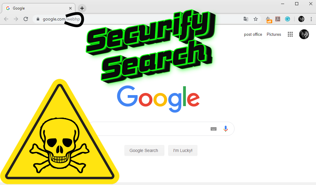 How to remove Securify Search hijacker