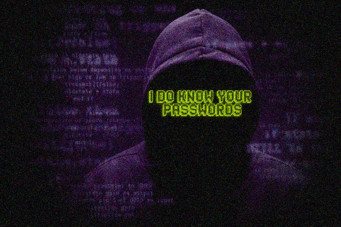 """How to remove """"I do know your passwords"""" scam"""
