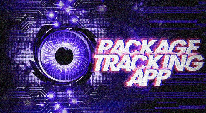 How to remove Package Tracking App hijacker