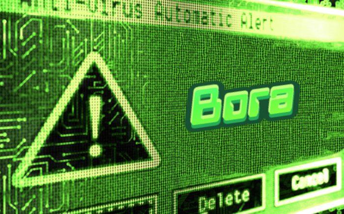 How to remove Bora ransomware and decrypt .Bora files