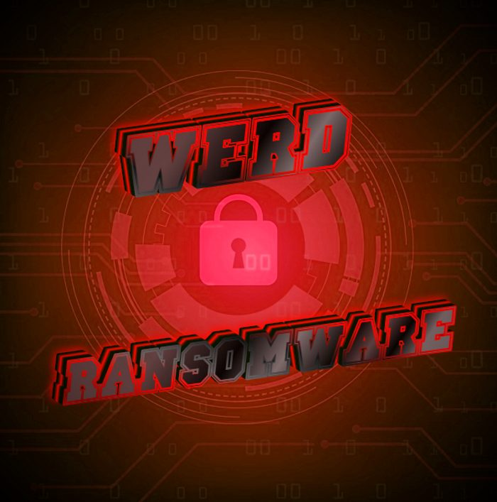 How to remove Werd ransomware and decrypt .Werd files