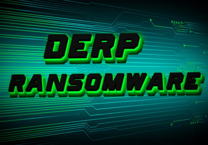 How to remove Derp ransomware and decrypt .derp files