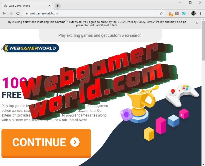 How to remove Webgamerworld.com hijacker