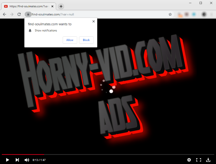 How to remove Horny-vid.com ads