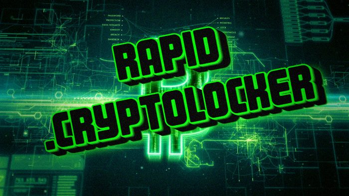 How to remove Rapid ransomware and decrypt .cryptolocker files
