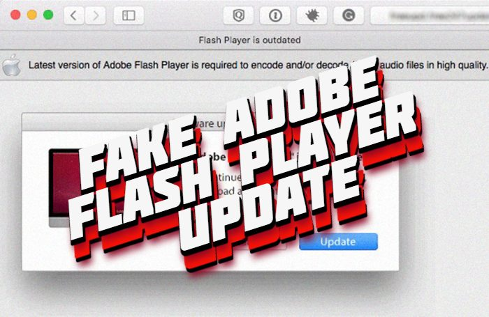 How to remove fake Adobe Flash Player update from Mac
