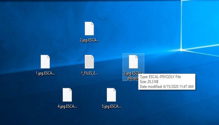 decrypt-ESCAL-ransomware-virus-files
